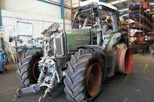 2008 FENDT 414 VARIO wheel trac