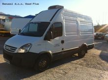 2008 IVECO DAILY 35S18 refriger