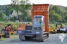 MOROOKA MST2200V tracked dumper