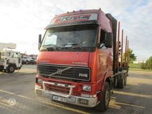 2000 VOLVO FH 16, timber trucks
