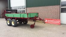 MESTSTROOIER fertiliser spreade