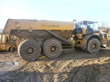 2007 VOLVO A35D, dumpers / tipp