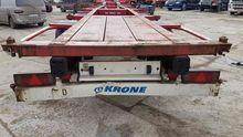 Used 2003 KRONE SDC