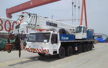 Used XCMG mobile cra