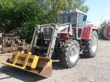 1990 STEYR 8165 Turbo wheel tra