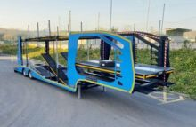 Ozsan Trailer Car Carrier (OZS-