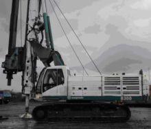 2008 CASAGRANDE B300 drilling r