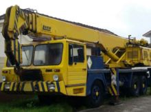 1980 LUNA GT 25/28 mobile crane