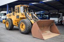 1988 VOLVO L 120 wheel loader