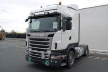 2012 SCANIA R420 LA 4x2 MLA tra