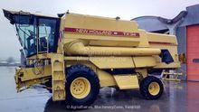 1987 HOLLAND TX 34 SL combine-h