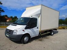 FORD Transit closed box truck
