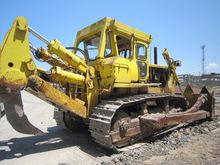 1988 KOMATSU D155A-1 bulldozer