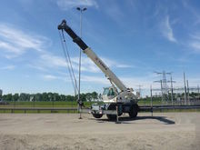 Used 2008 TEREX A300