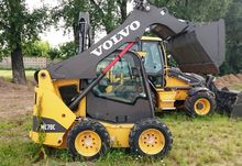 2014 VOLVO MC 70C skid steer