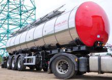 Everlast milk tanker