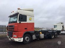 Used 2005 DAF chassi