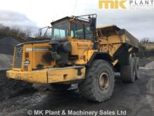 1999 VOLVO A40 articulated dump