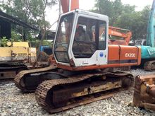 1998 HITACHI EX200-1 rail excav