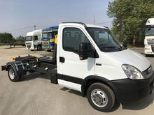 2010 IVECO Daily 35C hook lift
