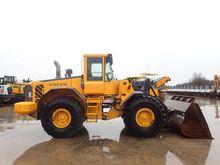 2007 VOLVO L 110 E wheel loader