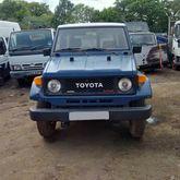 1988 TOYOTA Landcruiser Left ha
