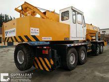 TADANO TG 800E mobile crane