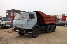 Used 1988 KAMAZ 5511