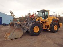 2015 VOLVO L180H wheel loader
