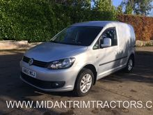 2015 VOLKSWAGEN Caddy closed bo