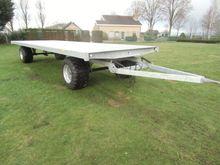 N4078 Landbouwwagen 14 ton plat