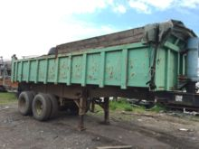 1986 TRAILOR tipper semi-traile