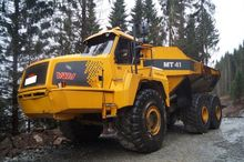 2008 MOXY MT41 articulated dump