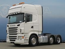 2013 SCANIA R480 tractor unit