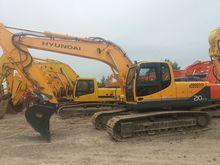 2013 HYUNDAI R210 tracked excav