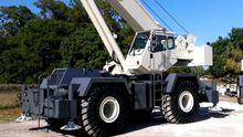 2014 TEREX RT75 mobile crane