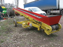 Used GRIMME conveyor