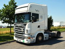 Used 2007 SCANIA Low