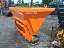 2015 FLINGK ZX 1500 fertiliser