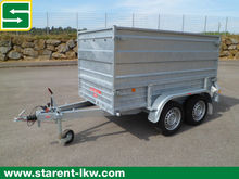 Pongratz EPA 250/12T flatbed tr