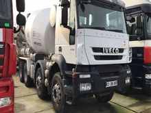 Used 2008 IVECO AD34