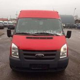 2011 FORD Transit closed box va