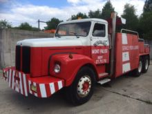 1974 SCANIA 110 BELGE!!! tow tr