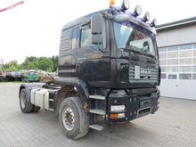 2007 MAN TGA 18.440 BLS tractor