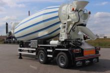 AMT BT200 concrete mixer semi-t