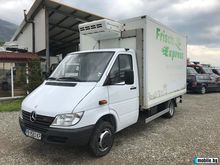 2002 MERCEDES-BENZ Sprinter 413