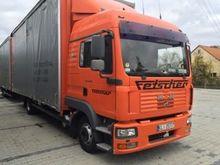 2006 MAN 8.240 TGL tilt truck +