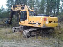 2003 HYUNDAI 250 tracked excava