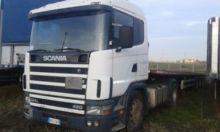 2000 SCANIA 124L420 tractor uni