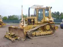 1995 CATERPILLAR D 4 H bulldoze